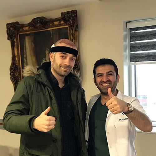 El mejor Trasplante Capilar en Turquía